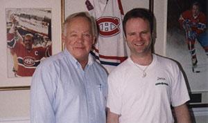 Yvan Cournoyer, joueur de hockey